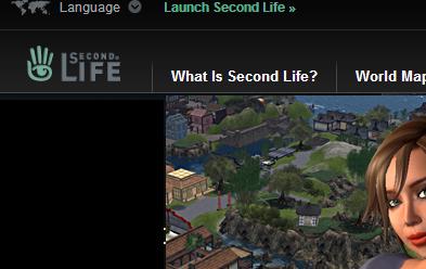 second-live-Website