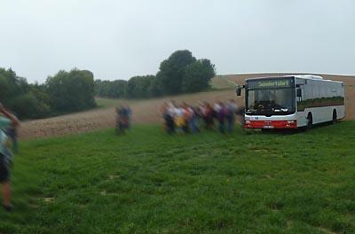 Busfahrt-Burg Eltz