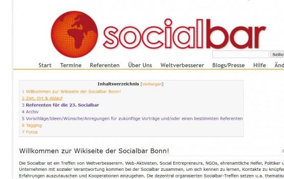 Socialbar Bonn