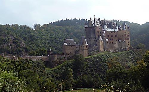 Ziel Burg Eltz